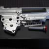 【東京マルイ 電動MP5K】RetroArmsのCNCメカボックスV3 QSCを搭載し軽量化しました