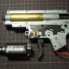 【東京マルイ 電動MP5】中古MP5-Jのメカボックスを交換しました