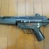 【東京マルイ 電動MP5】中古のMP5-Jを入手したので分解して洗浄しました