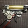 【東京マルイ 次世代HK416C】電動ガン メカボックス分解レビュー