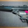 【東京マルイ MP5】フレーム加工カスタムを行い分解・メンテナンス性が大幅に向上しま