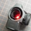 【ACE1 ARMS ダットサイト】高輝度LEDに交換してドットを明るくしました