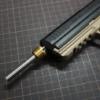 【東京マルイ 電動HK45】カスタム バレルの初速を比較してみました
