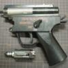 【東京マルイ MP5】セクターカットしたギアとプラグインブラシレスモーターを組み込み